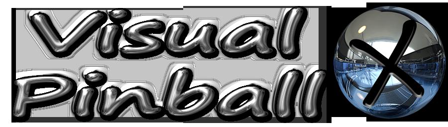 Visual Pinball X – Pack, manual de instalación y medias para PinballX VPXlogo1