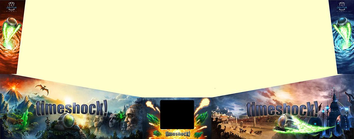 Pro-Pinball ArtWorkCab