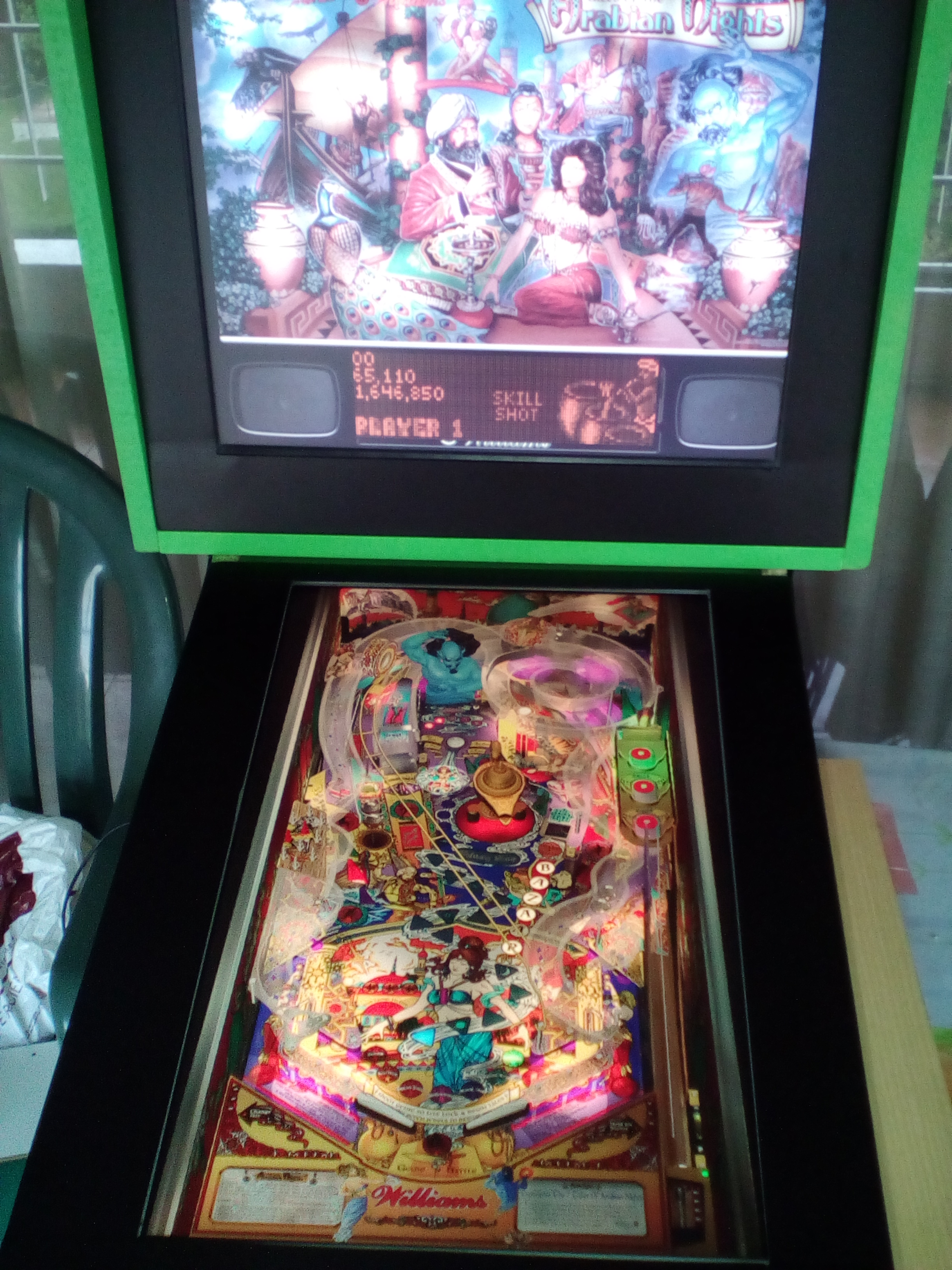 Mini Pinball - EDU
