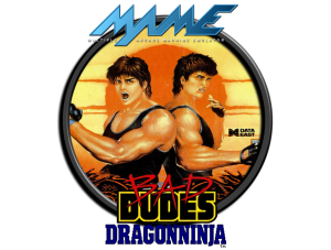 Bad Dudes - Dragon Ninja