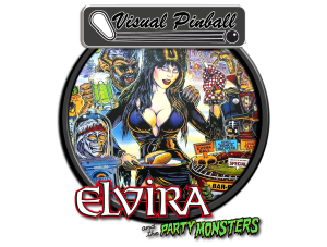 ELVIRA AND THE PARTY MONSTER