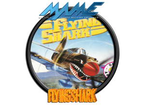 Flying Shark - Sky Shark