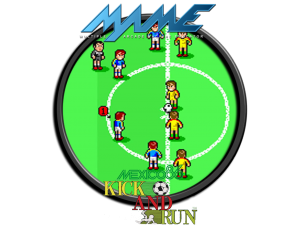 Mexico 86 - Kick and Run