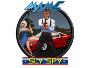 Secret Agent - Sly Spy