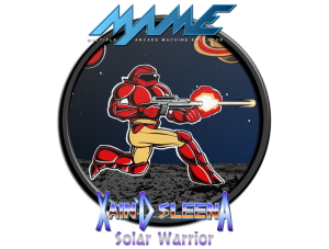 Solar Warrior - Xaind Sleena