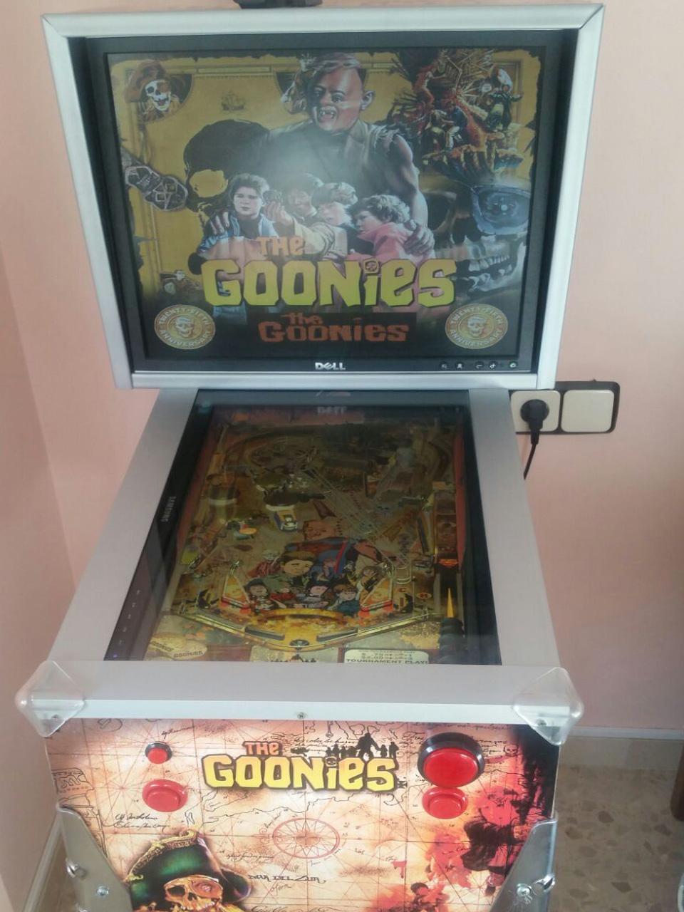 MiniPinball Goonies – Xavi