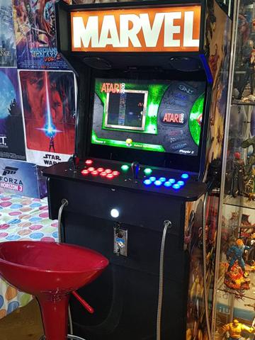Arcade - Escarloni