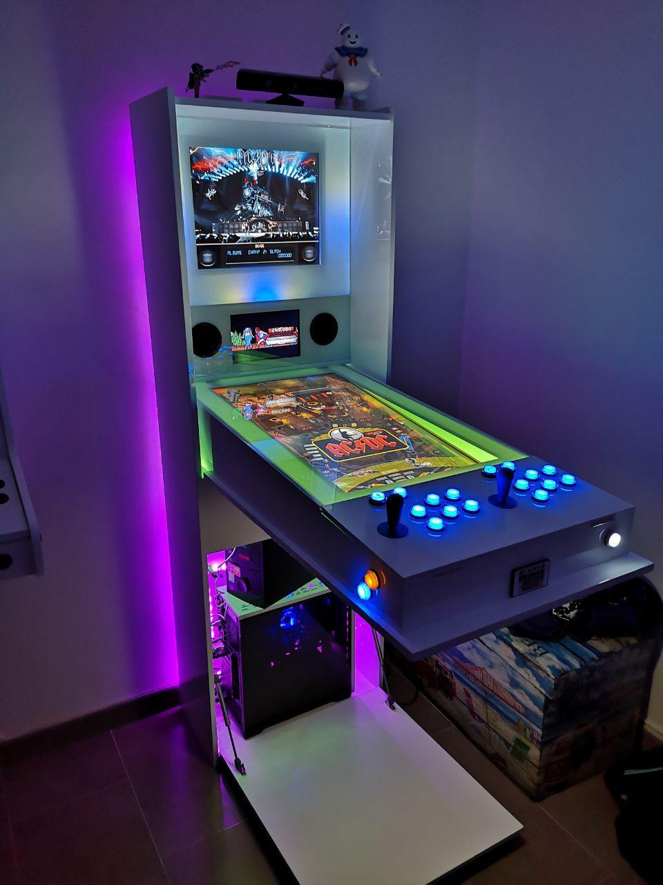 Pinball Arcade Abatible